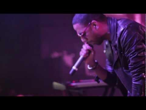 Ryan Leslie Swiss Francs Remix feat Fard Live