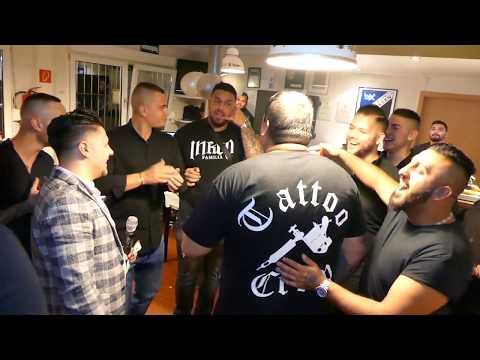 Inked Familia Fatmir Birthday Bernat 2017 Live Act #4