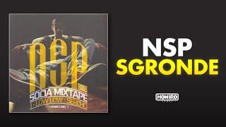 """Honiro Label presenta : NSP """"Sgronde"""" Brano n.07 estratto da 'Socia..."""