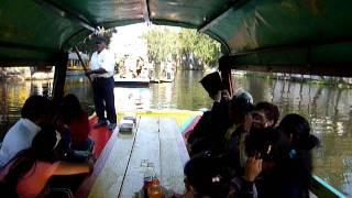 Xochimilco y sus chinampas