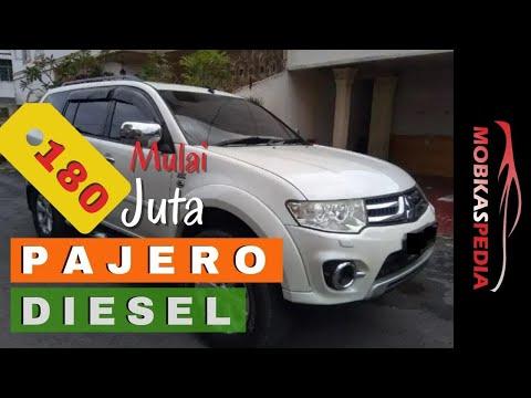 Update Harga Pajero Sport Bekas Diesel 2010 Tahun 2011 Exceed 2012 Gls 2013 Vgt 2014