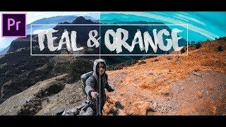 Premiere Pro - Free Teal & Orange Lut Download