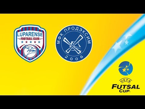 Luparense - Futsal P. Kherson | UEFA Futsal Cup | Live Stream