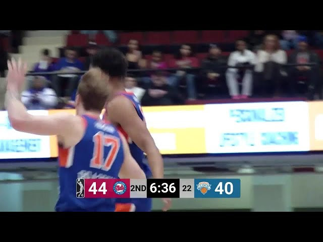 Justin Anderson NBA G League Highlights\: February 2020