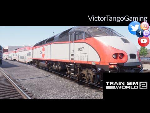 TSW 2: Peninsula Corridor - Baby Bullet - Early Riser - Train Sim World 2 |