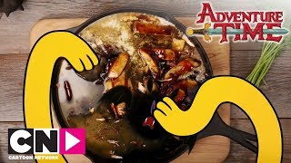 Le Tuto de Jake | Adventure Time | Cartoon Network