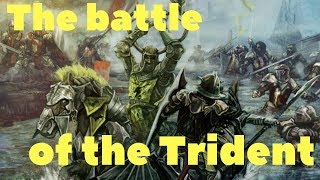 Ned Stark and the Battle of the Trident