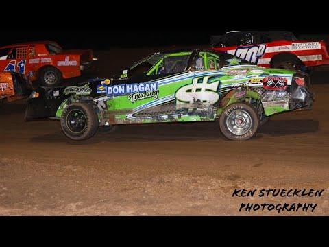 2/29/20 IMCA Stock Cars Canyon Speedway Park Cody Center