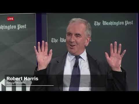 David Ignatius in Conversation with Author Robert Harris
