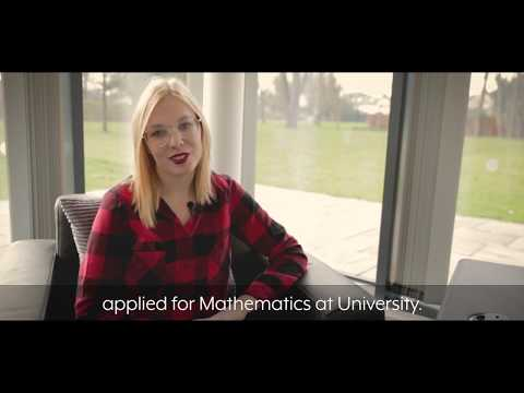 Yuliia meets offer to study at The University of Cambridge | CATS Colleges