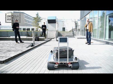 Mokslo sriuba: ar žmonės susijungs su robotais?