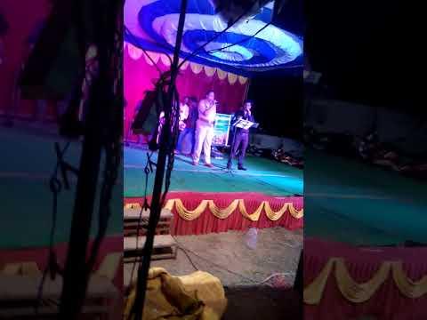 Sakrepatna #SI# singing in Ganesha Mahothsava