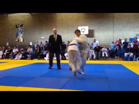 Swords Open Judo 2014