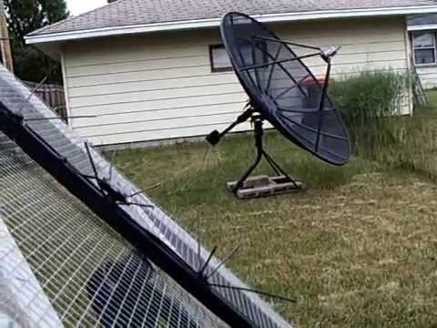 & Make a Digital HD TV Antenna from a Gate. - YouTube