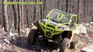 BRADLEY RACING AT THE SXS SHOOTOUT