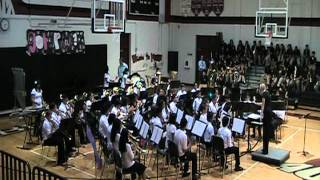 Bronco Symphonic Band - Train Heading West & Other Outdoor Scenes