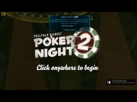 A Well Escaled Poker Game.  [POKER NIGHT 2]  [PC STEAM] [No Comments]