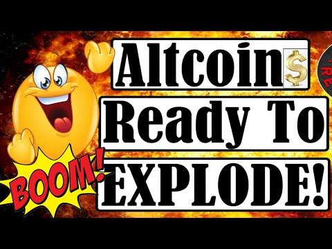 ALTCOINS READY TO EXPLODE! 2 STEPS AWAY $20k BITCOIN! ADA MOON! TRON NEW PROJECT! SMALL CAP GEMS!