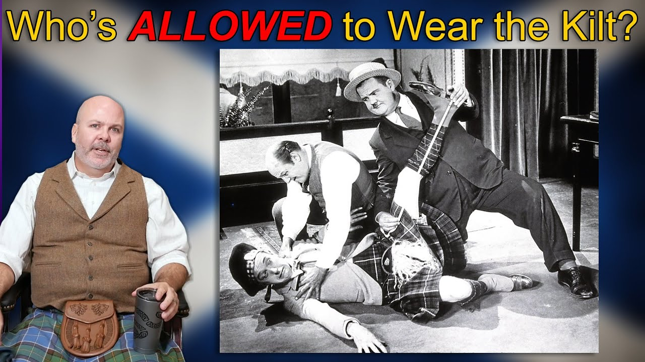 Download Who is Allowed to Wear the Kilt?
