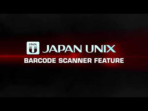 Japan Unix Barcode Scanner. Fancort Industries, Inc.