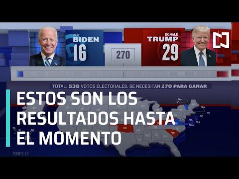 Trump gana Carolina del Sur y Virginia Occidental - Las Noticias