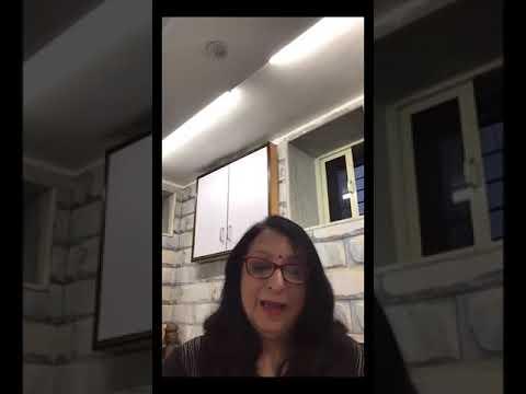 Join Menka Shivdasani as she chats and shares her poems!
