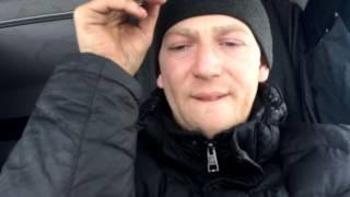 Поломка Мана ТГА на зимнике ГазПром. Заполярье. (часть 23) 2015 год.