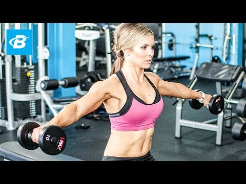 Kathleen Tesori&#;s Total Upper-Body Workout - Bodybuilding.com