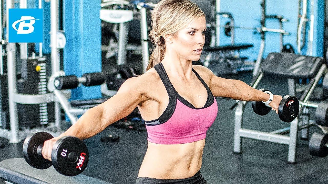 Total Upper Body Workout Kathleen Tesori Youtube