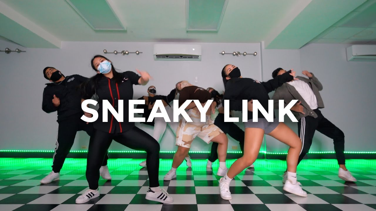 Sneaky Link - Hxllywood feat. Glizzy G (Dance Video) | @besperon Choreography