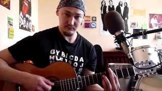 Как играть Shape Of My Heart (Stnig) из к/ф Леон - Видео-урок (Sting tutorial)