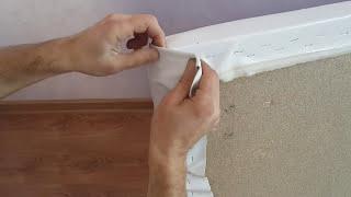 як зробити м'яку стіну біля ліжка