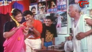 Sudhakar Romance With  Beauty In Photo Studio || Best Romantic Scenes of Tollywood #66
