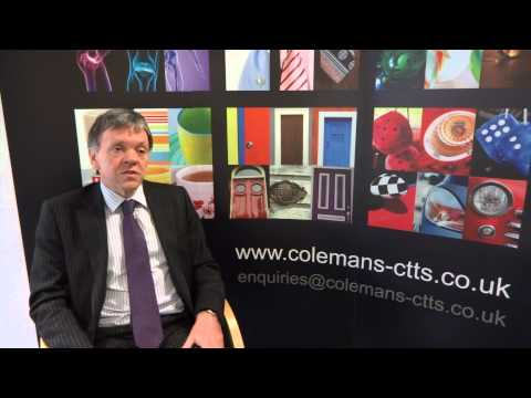 Colemans' Testimonial Video