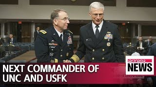Gen. Abrams, nominee for next commander of UNC and USFK, stresses role of UNC in DMZ