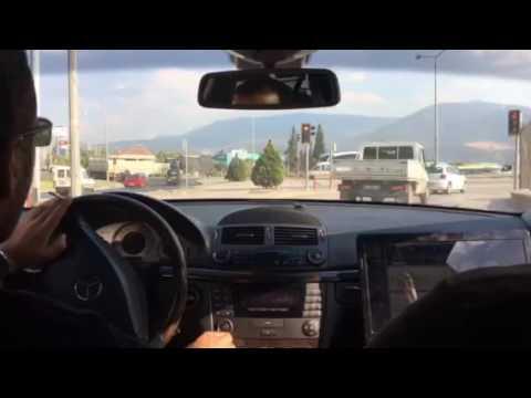 mercedes e320 v6 prins lpg yusuf koparan 05355595572 - youtube