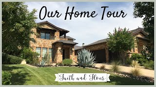 Our Home Tour 2019 | Whole House Tour 2019 | Texas Modern Rustic Home