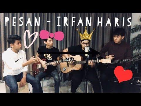 Irfan Haris - Pesan (The Cranial Cover)