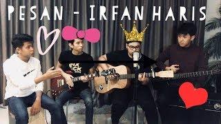 Irfan Haris Pesan The Cranial Cover