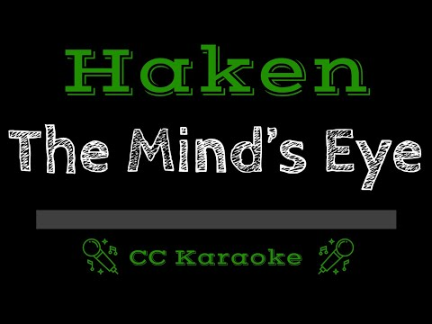 Haken   The Mind's Eye CC Karaoke Instrumental