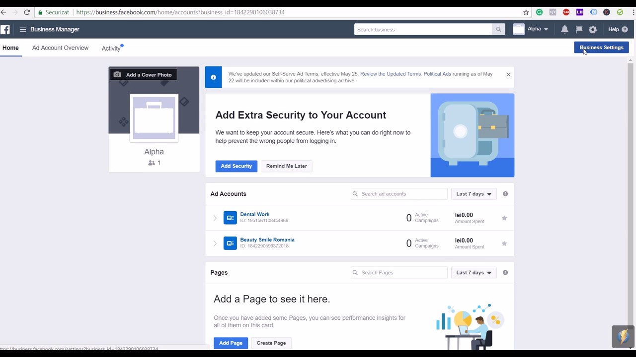 Facebook Business Manager - How To Add People To Your Account
