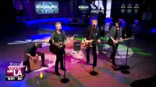 Lifehouse - Hurricane Live @ Good Day L.A. (May 26th)
