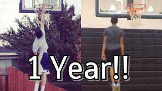 How I Went From A 24 To A 36 Inch Vertical | How To Dunk Video