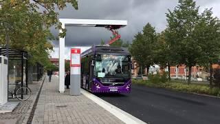 Volvo Electric Hybride Bus - Sweden 🇸🇪