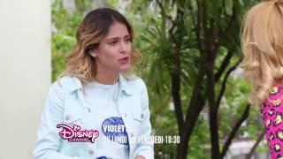 Виолетта 3 сезон трейлер.