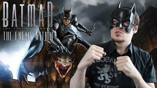 ЭТО ЧТО - НЕЛИНЕЙНОСТЬ?! Обзор Batman: The Enemy Within [Бэтмен: Враг внутри]
