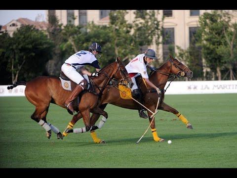 Metropolitan Intervarsity Polo 2014: London VS Yale
