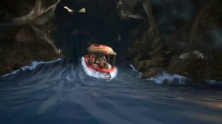 Cavu Amazon Drifter SFX Dark Water Ride