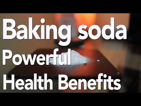HOW To Drink Baking Soda With Water? | Baking Soda Health Benefits | Natural Health | Adrian