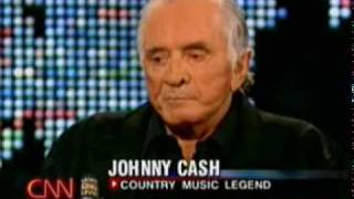 Larry King Live with Johnny Cash (2002) part 4